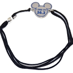 Disney Alex and Ani Pull Cord Bracelet - I Did It! - RunDisney Marathon
