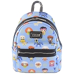 Disney Loungefly Mini Backpack Bag - Marvel X-Men Cuties