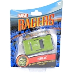 Disney Marvel Racers - Die Cast Race Car - Hulk