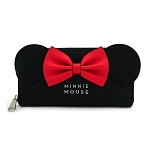 Disney Wallet - Loungefly x Minnie Ears & Bow