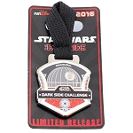 Disney Pin - Star Wars the Dark Side Challenge 2016