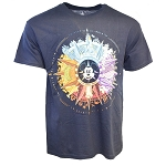 Disney Adult Shirt - Disney World Compass Mickey