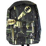 DC Backpack by Loungefly - Batman Bat Signal