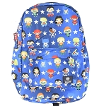 DC Loungefly Backpack - Justice Leage Chibi Characters