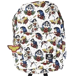 DC Backpack by Loungefly - Wonder Woman Tattoo
