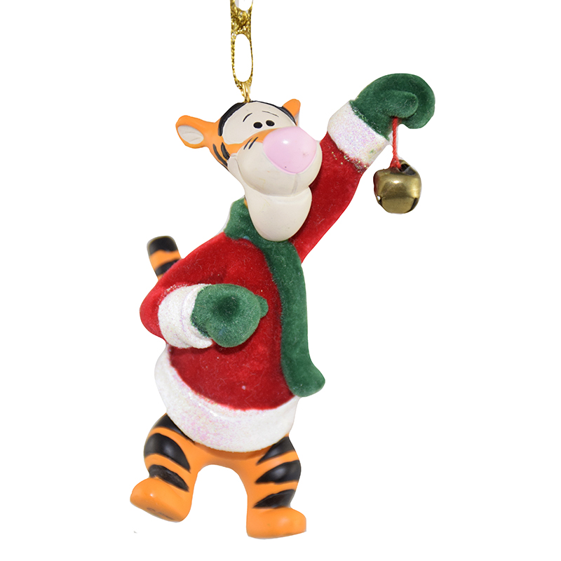 Tigger Christmas Ornaments.Disney Ornament Tigger Bobble