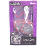 Disney Action Figure - Santa Jack Nightmare Before Christmas