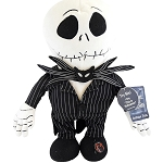 Disney Animated Plush - Jack Skellington
