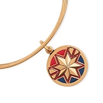 Disney Alex & Ani Bracelet - Captain Marvel Bangle