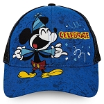 Disney Baseball Cap - Mickey Celebrate for Kids