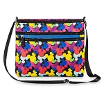 Disney Crossbody Bag - Colorful Mickey Mouse Icon