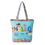 Disney Canvas Tote Bag - it's a small world - Hello