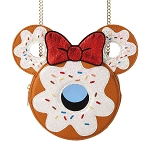 Disney Danielle Nicole Bag - Minnie Donut Crossbody