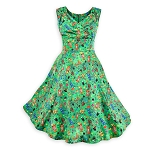 Disney Dress Shop Dress - Trader Sam's Surplice Sundress