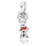Disney PANDORA Charm - Minnie Mouse - Red Dress