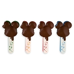 Disney Bag Clip Set - D' Lish - Mickey Mouse Ice Cream Bar