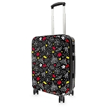 Disney Rolling Luggage - Disney Parks Icons - 21''