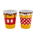 Disney Ice Cream Cup Set - Disney Parks Food