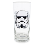 Disney Tumbler Glass - Star Wars Stormtrooper