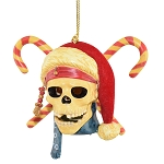 Disney Ornament - Pirates of the Caribbean Skull