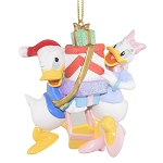 Disney Ornament - Donald and Daisy Duck