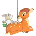 Disney Ornament - Bambi and Thumper