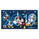Disney Beach Towel - 2019 Mickey and Friends - Walt Disney World