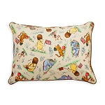 Disney Canvas Pillow - Classic Winnie the Pooh and Friends