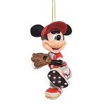 Disney Ornament - Mickey Baseball