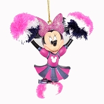 Disney Ornament - Minnie Cheerleader
