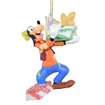 Disney Ornament - Goofy with Presents