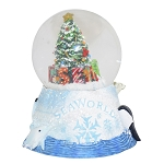SeaWorld Snowglobe - Christmas Magic