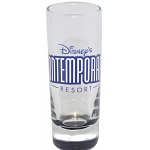 Disney Shooter Shot Glass - Contemporary Resort Logo