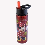 Disney Metal Water Bottle - Minnie Mouse - 4 Parks
