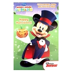 Disney Coloring Activity Pad - Mickey Mouse Clubhouse Happy Halloween