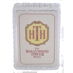 Disney Playing Cards - The Hollywood Tower Hotel