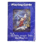 Disney Playing Cards - Where Magic Lives