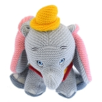 Disney Plush - Dumbo - Crochet Knit Plush - 9''