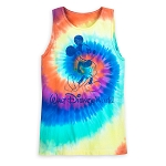 Disney Adult Shirt - Mickey Mouse Tie-Dye Tank Top