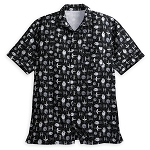 Disney Men's Shirt - Star Wars Ships Button-Up Shirt