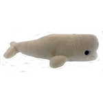 SeaWorld Plush - Beluga Whale Medium - 14''