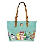 Disney Dooney & Bourke Bag - it's a small world Tote