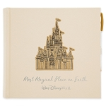Disney Photo Album - 200 Pics - Cinderella Castle - Most Magical Place On Earth
