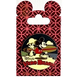 Disney Pin - Disney's Vero Beach - Surfer Mickey