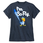 Disney Adult Shirt - Zazu - I'm So Fly