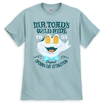 Disney Adult Shirt - Mr. Toad's Wild Ride