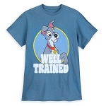 Disney Adult Shirt - Tramp - Well Trained
