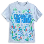 Disney Adult Shirt - Enchanted Tiki Room