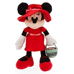 Disney Plush - Epcot Flower and Garden 2019 Minnie Mouse