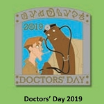 Disney Doctors' Day - 2019 Atlantis Milo and Dr Sweet